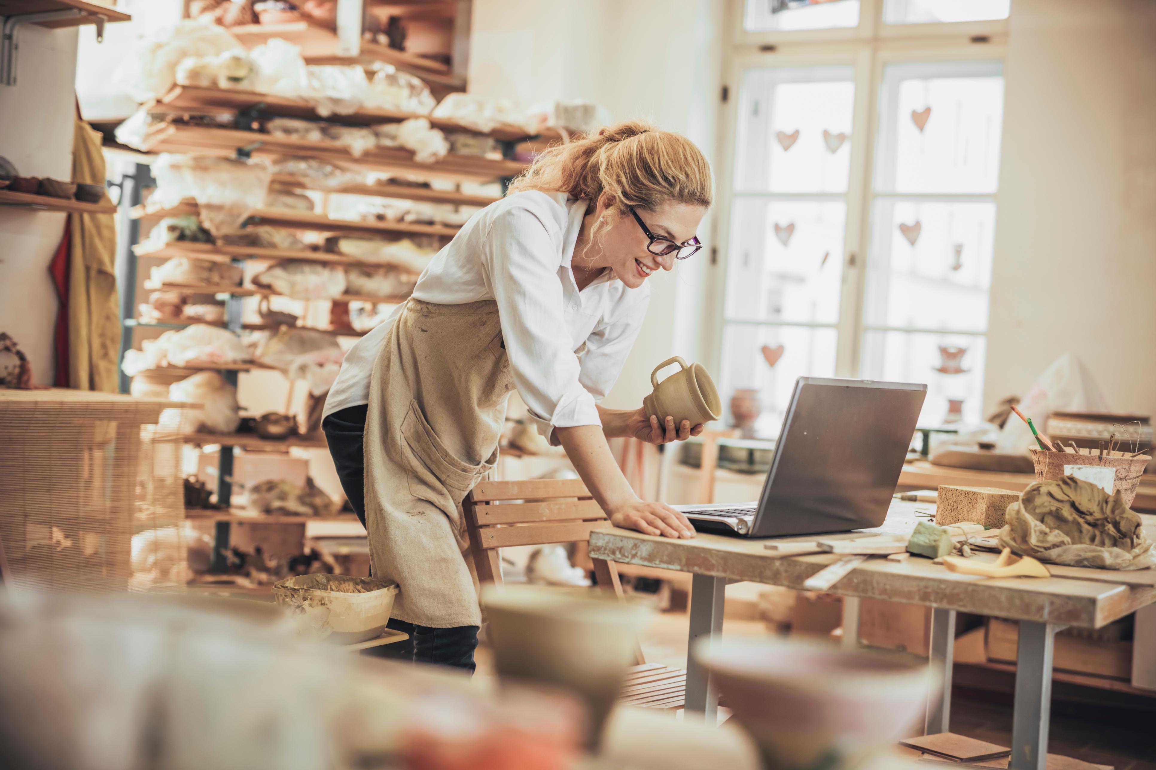 femme entrepreneur femme