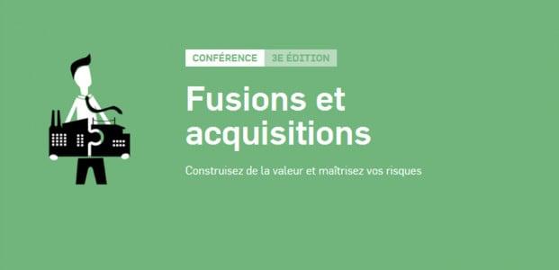 Conférence Les affaires fusions et acquisitions le 4 juin 2019