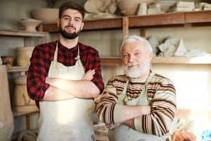 entreprise fabricant de la poterie