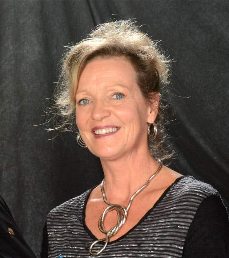 Brigitte Dufour, propriétaire de l'hotel Chateau Fraser