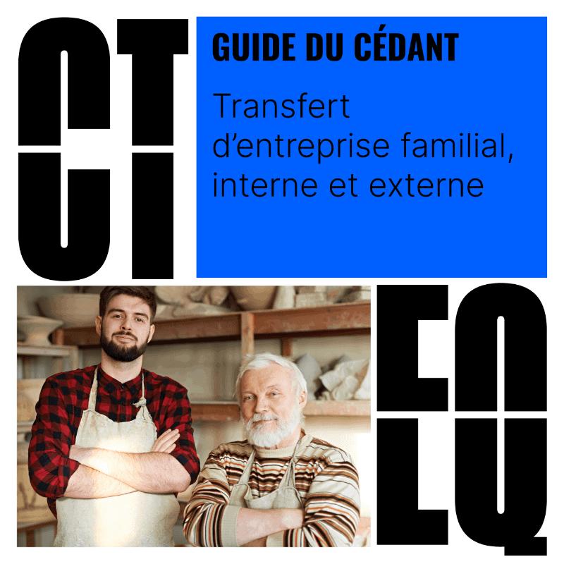 Guide du cédant