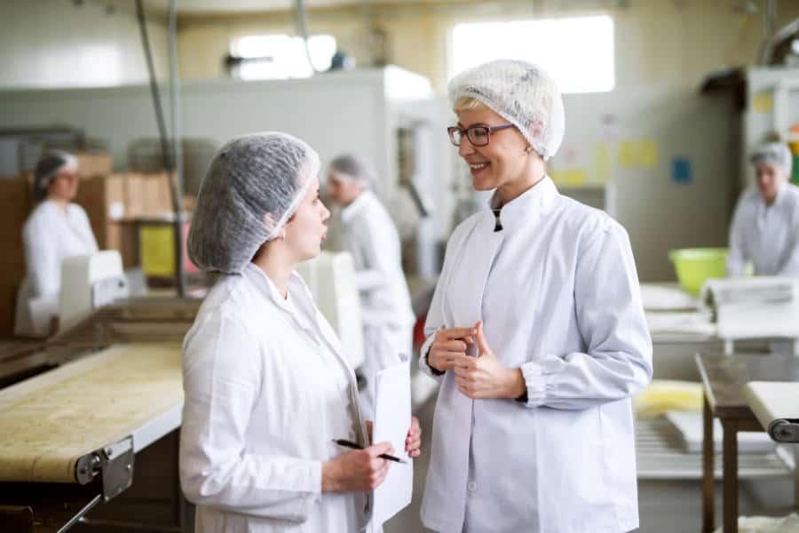 Employés de Secteur bioalimentaire