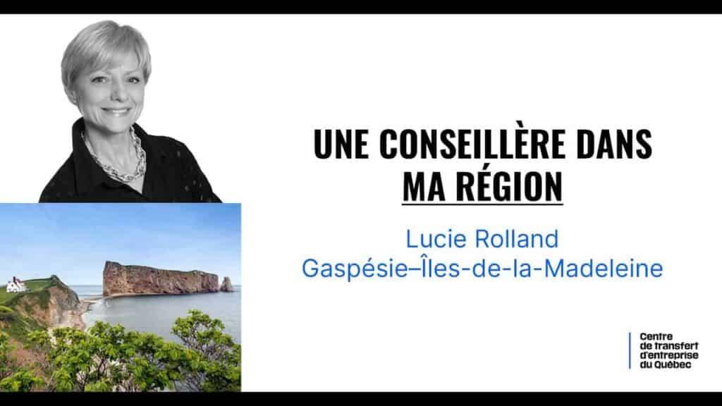 Transfert d'entreprise : un conseiller du CTEQ dans ma région : Gaspésie-Îles-de-la-Madeleine