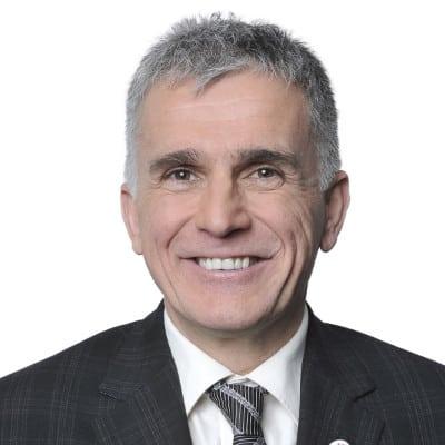 Rene Boivin, président Novo
