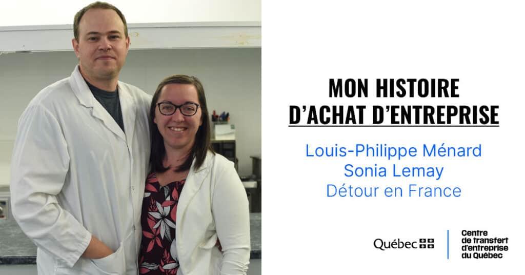 Mon histoire d'achat d'entreprise : Détour en France